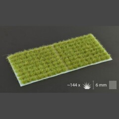 Gamers Grass: Dry Green 6MM