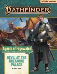 Pathfinder Agents of Edgewatch: Devil At The Dreaming Palace