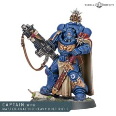 captain with master crafted heavy bolt rifle