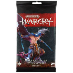 Warcry Cards: Disciples of Tzeentch
