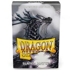 Dragon Shield Box of 60 Japanese Matte Slate