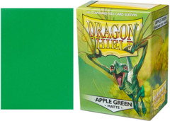 Dragon Shield Box of 100 Matte Apple Green