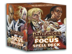 PATHFINDER RPG 2ND EDITION: FOCUS SPELL DECK