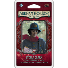 Arkham Horror LCG: Stella Clark