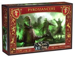 A Song of Ice & Fire: Tabletop Miniatures Game Pyromancers (2018)