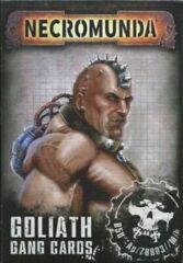 Necromunda Goliath Gang Cards