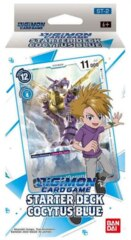 Digimon: Starter Deck Cocytus Blue