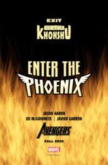 Avengers Issue 39 (Enter the Phoenix)