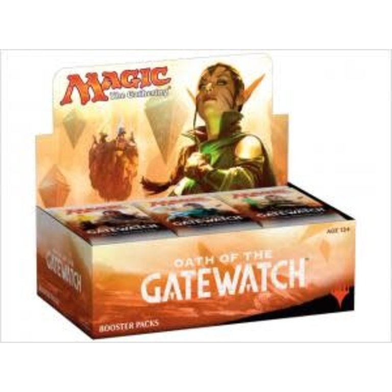 Oath of Gatewatch Booster