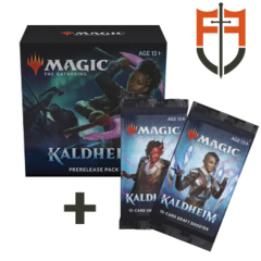 Kaldheim Prerelease From Home Pack