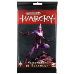 Warcry Cards: Hedonites of Slaanesh