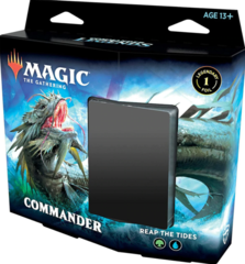 Commander Legends Deck: Reap The Tides