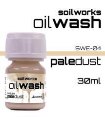 Oil Wash: Pale Dust