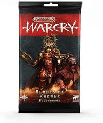 Warcry Cards: Blades of Khorne