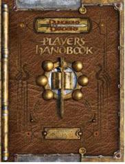 3.5 player hand book (used)