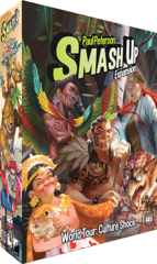Smash up: Culture Shock