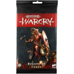 Warcry Cards: Beasts of Chaos