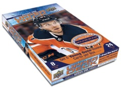 2020-21 Upper Deck Series 1 Hockey Cards