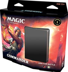 Commander Legends Commander Decks - Arm For Battle