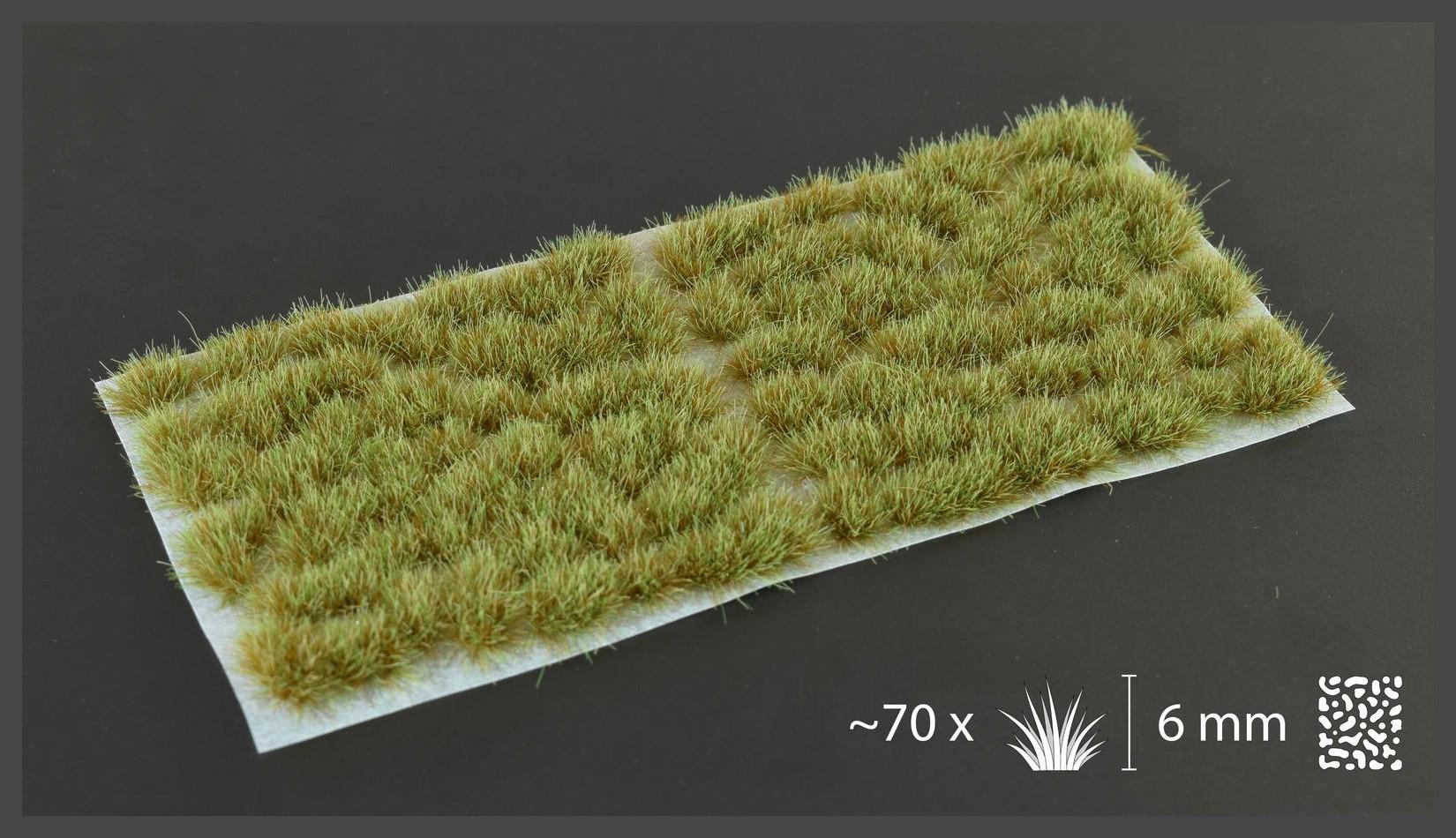 Gamers Grass: Mixed Green 6mm