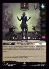 Call to the Bones