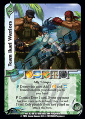 Team Ikari Warriors