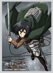 Attack on Titan-Mikasa Card Sleeves