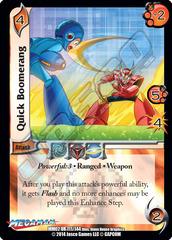 Quick Boomerang