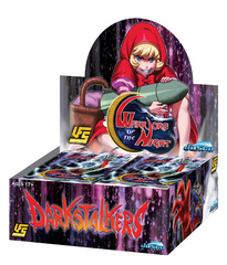 Darkstalkers:  Warrios of the Night Common/UnCommon Playset