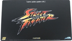 Street Fighter Logo play mat