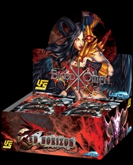 Red Horizon:  Blood Omen Booster Display