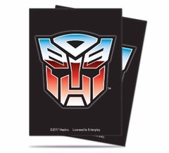 Ultra Pro Transformers Autobot Sleeves 65 ct.