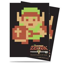 Ultra Pro 8-Bit Link Sleeves 65 ct.