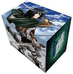 Attack on Titan Mikasa Deck Box