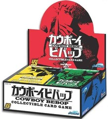Cowboy Bebop Booster Display