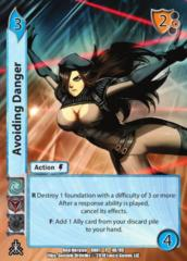 Avoiding Danger (Full Art Promo)