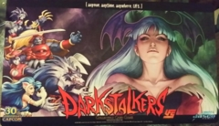 Darkstalkers Roster Play Mat