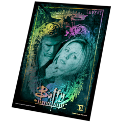 Buffy the Vampire Slayer Foil Lovers Jigsaw Puzzle