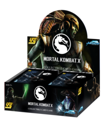 Mortal Kombat Booster Display