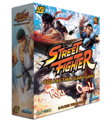 Street Fighter Turbo Box