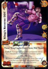 King's Reverse DDT