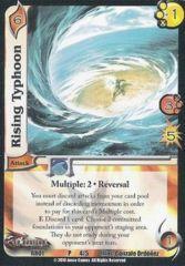 Rising Typhoon