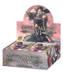 Soul Calibur VI Booster Display