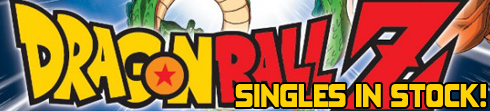 DBZ singles are on sale now!
