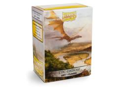 Dragon Shield Sleeves: Classic Art 'The Oxbow' (Box of 100)