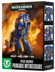 Easy to Build: Space Marines Primaris Intercessors