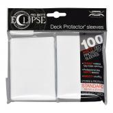 Ultra Pro Eclipse Matte Sleeves - White (100 ct.)