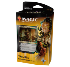 Guilds of Ravnica Planeswalker Deck: Vraska, Regal Gorgon