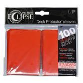 Ultra Pro Eclipse Matte Sleeves - Red (100 ct.)