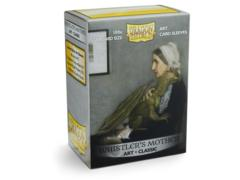 Dragon Shield Sleeves: Classic Art 'Whistler's Mother' (Box of 100)